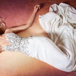 Hayley Paige Edie Wedding Gown